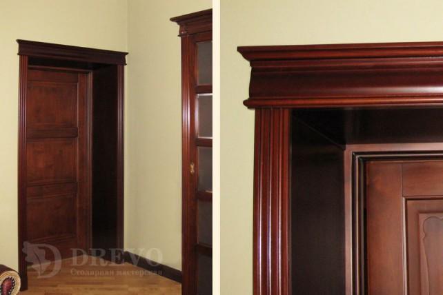 Фото двери межкомнатные в интерьере